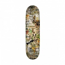 Deck Bustin Street Kingston Post Graphic 8.0""