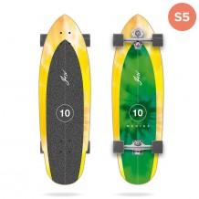 "Surfskate Medina Tie Dye 33"""