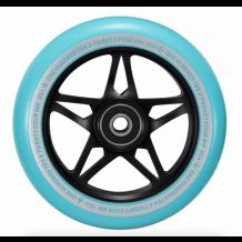 Roue Blunt 110 mm S3 Noir/Turquoise