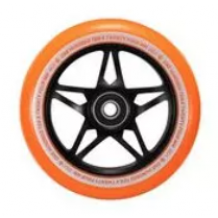 Roue Blunt 110 mm S3 Noir/Orange