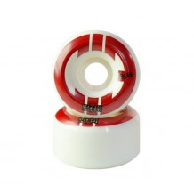 Roues GRN NMSTR 55mm/98a red/white X4