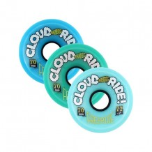 Roues Cloud Ride Freeride 70mm