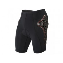 Compression Short G form Pro B rouge
