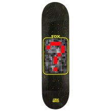 Deck Carve Darthblader Black 8""