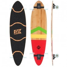 DB Longboards Anthem Bamboo Pintail 38""