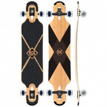 Longboard DB Longboards Compound 42 Black
