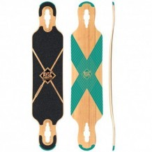 "Deck DB Longboards Compound 42 Teal 42""x9"""