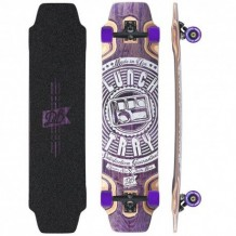 Longboard DB Longboards Lunch Tray 39 Purple