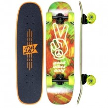 DB Longboards Mini Cruiser Good Vibes 29""