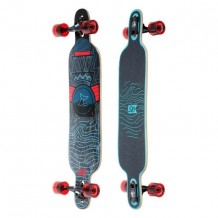 "Longboard DB Longboards Pioneer 40"" Oceans"