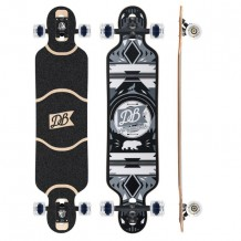 "DB Longboards Urban Native 38"" Noir"