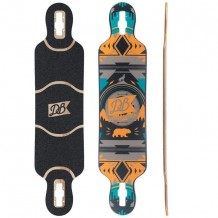 "Deck DB Urban Native 40"" Orange"