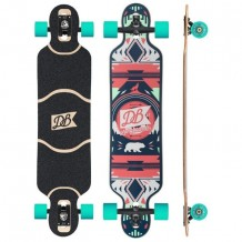 "DB Longboards Urban Native 40"" Rouge"