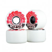 Set de roues Divine City Slashers 64mm 78A