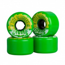 Set de roues Divine City Slashers 64mm 86A