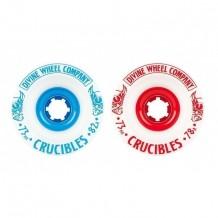 Set de roues Divine Crubicles 73mm