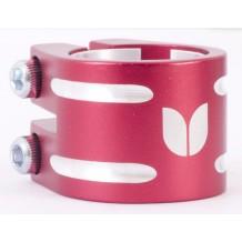 Double collier de serrage Blazer rouge