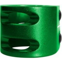 Double collier de serrage Fasen Raven vert