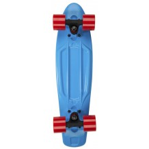 Cruiser D Street Polyprop Blue/Red 23""