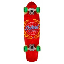 D Street Cruiser Atlas Red 28""