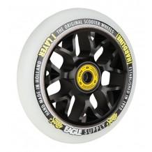 Roue Eagle Snowballs X6 110mm Noir/Blanc