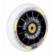 Roue Eagle Radix DTM Hollowtech Medium Black/White 115mm