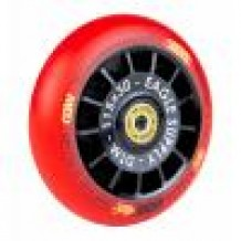 Roue Eagle Radix DTM Hollowtech Medium Black/Red 115mm