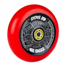 Roue Radix Eagle Full Hlw tech Med Black/Red 115mm