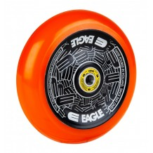 Roue Eagle Radix Full Hlw tech Med Black/Orange 115 mm