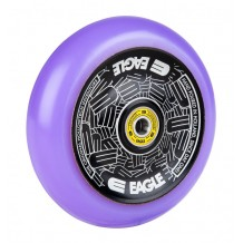 Roue Eagle Radix Full Hlw tech Med Black/Purple 115 mm