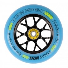 Roue Eagle Radix Chunky Black/Blue 115mm