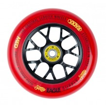 Roue Eagle Radix Chunky Black/Red 115mm