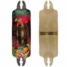 "Deck Earthwing 35"" Scavenger Drop Through 9.75'' Multi"