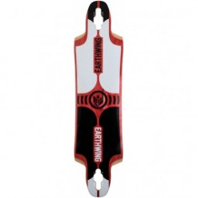 "Deck Earthwing Supermodel 39"" 9.5"" Black/Red/White"