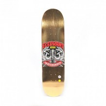 Deck Elephant EB Logo Popsicle Gold 8.25""
