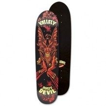 "Deck Elephant Red Devil 8.5"" Black/Red"