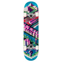 "Skate Enuff Isotown 7.75""x31.5"" Bleu"