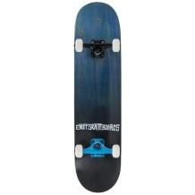 "Skate Enuff Fade 7.75""x31"" Blue"