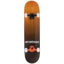 "Skate Enuff Fade 7.75""x31"" Orange"