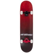 "Skate Enuff Fade 7.25""x29,5"" Red"