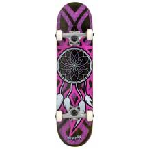 """Skate Enuff Dreamcatcher 7.25""""x29.5"""" Grey/Pink"""