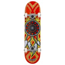"Skate Enuff Dreamcatcher 7.25""x29.5"" Orange/Yellow"
