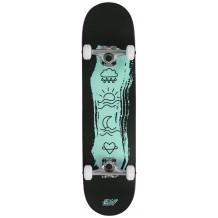 "Skate Enuff Icon 7.25""x29.5"" Green"