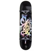 "Skate Enuff Hologram 8"" x 31.5"" Black, Edition spéciale"