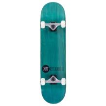 "Skate Enuff Logo Stain 7.75""x31.5"" Teal"