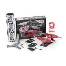 "Kit complet pour skateboard Enuff 5"" Rouge"