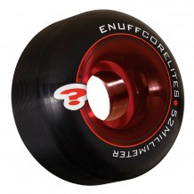 Roue Enuff Corelites 52mm 101A Black/Red
