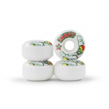 Roue Enuff Peacekeeper 52mm 55D White/Multi