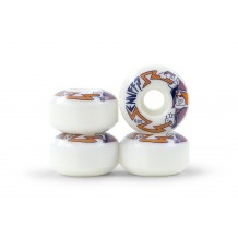 Roue Enuff Peacekeeper 53mm 55D White/Multi