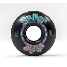 Roues Enuff Super Softie 58mm 85a Black/Multi